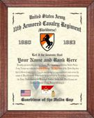 11th Armored Cavalry Regiment Image