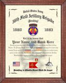56th Field Artillery Brigade/Command Image