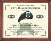 75th Ranger Regiment (A) Image