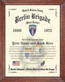 US Army Berlin Brigade Image