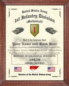 1st Infantry Division (M) Image