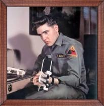 Sgt Elvis A Presley Image