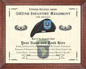501nd Infantry Regiment (AASLT) Image