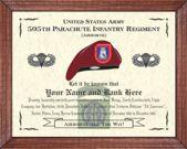 505th Parachute Infantry Regiment (A) Image