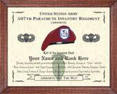 507th Parachute Infantry Regiment (A) Image