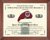 508th Parachute Infantry Regiment (A) Image