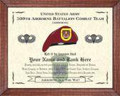 509th Airborne Battalion Combat Team (A) Image