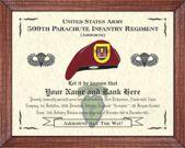 509th Parachute Infantry Regiment (A) Image