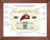 US Regimental Beret Image