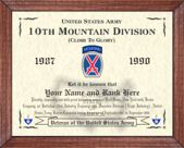 10th Mountain Division (L) Image