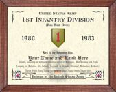 1st Infantry Division (M/F) Image