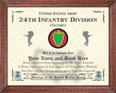 24th Infantry Division (L) Image