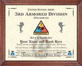 3rd Armored Division Image