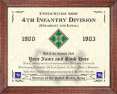 4th Infantry Division (M) Image