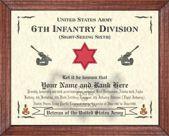 6th Infantry Division (L) Image
