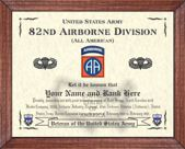 82nd Airborne Division (A) Image