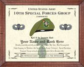 10th Special Forces Group (A) Image