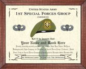 1st Special Forces Group (A) Image