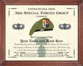 3rd Special Forces Group (A) Image