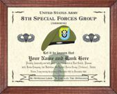 8th Special Forces Group (A) Image